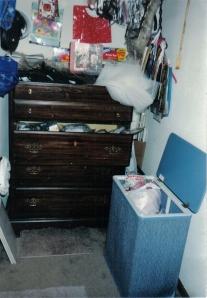 1st 'warehouse' - closet in condo