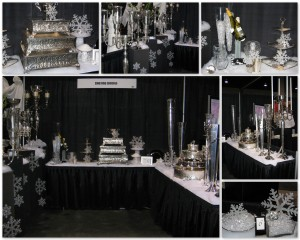 Bridal Show collage - January 2007