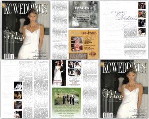 KC Weddings collage