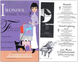 The Independent - Rentals collage