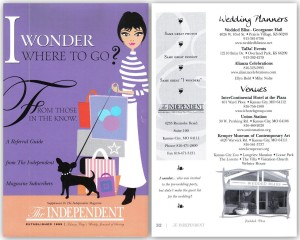 The Independent - Wedding Planners collage