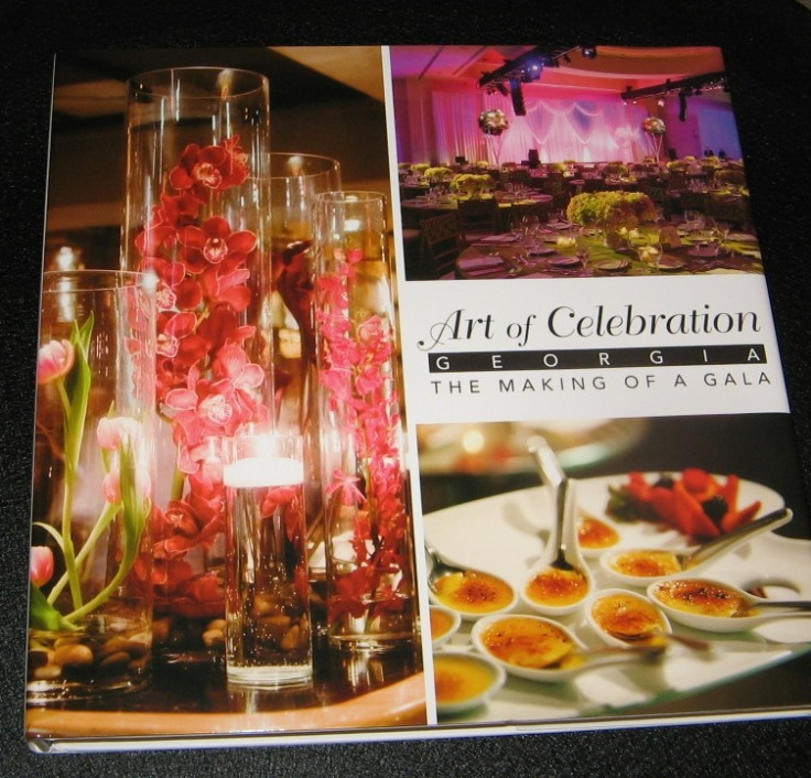 Book - Art of Celebration - Georgia