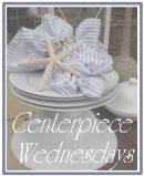Centerpiece Wednesdays Button