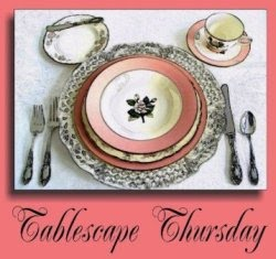 Tablescape Inspiration and Napkin Folding Tutorials, Click to View