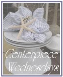 Centerpiece Wednesdays Button