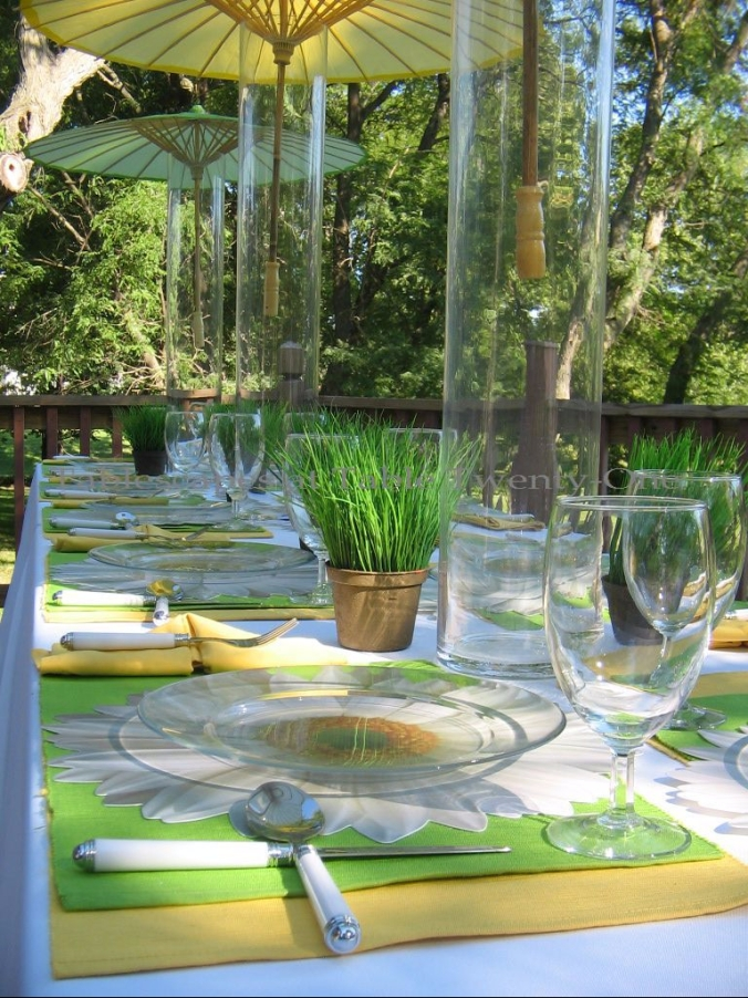 Tablescapes at Table Twenty-One