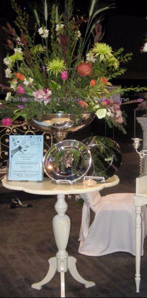 Premiere centerpiece floral WM