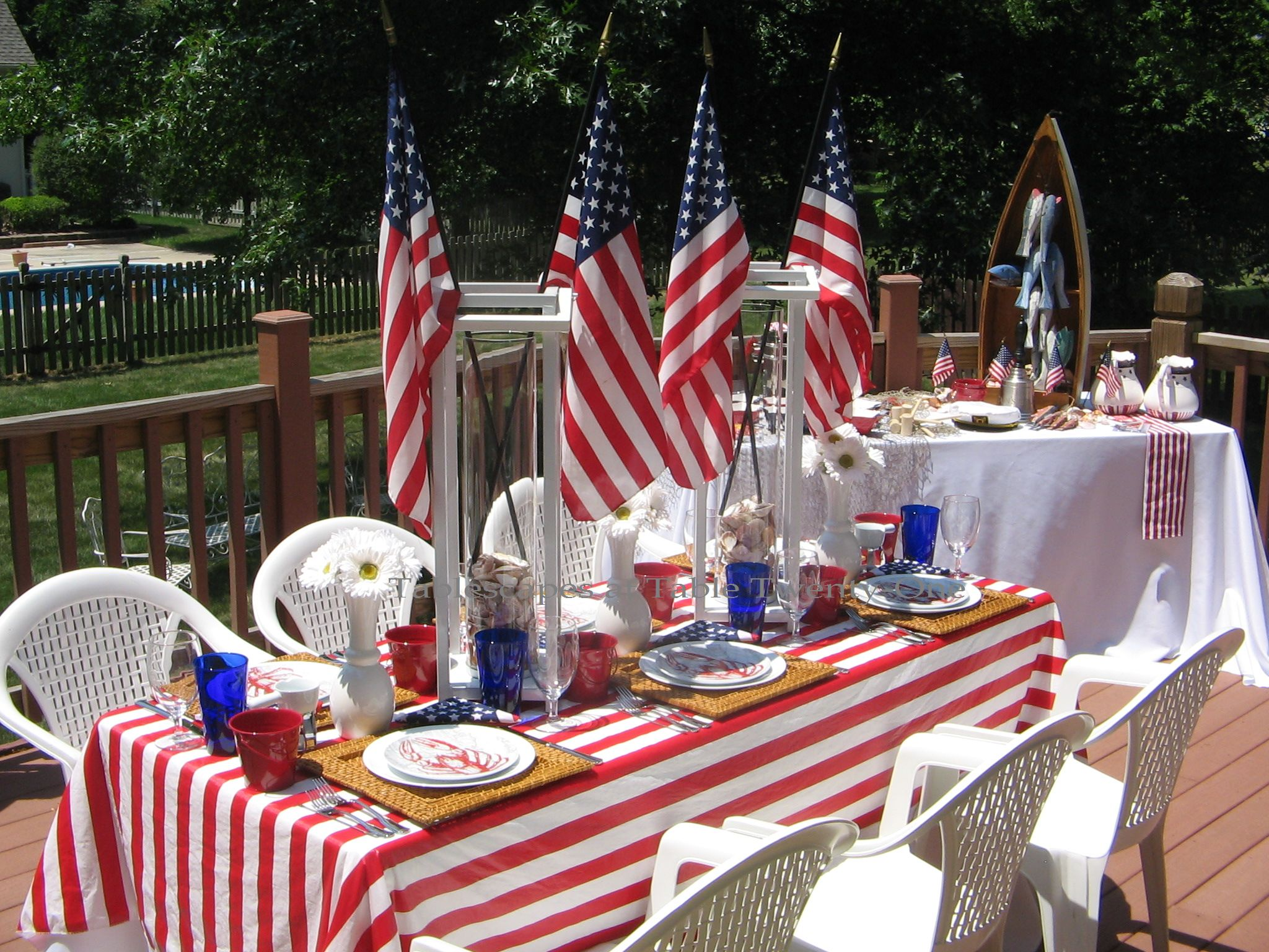 Tremendous All American Seafood Boil Tablescapes At Table Twenty One Download Free Architecture Designs Pendunizatbritishbridgeorg