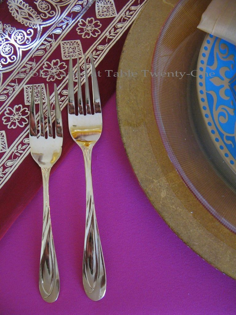 Diwali My Way Tablescapes At Table 21