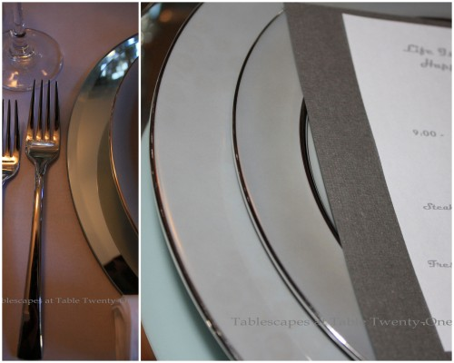 Flatware-Rim Shot collage