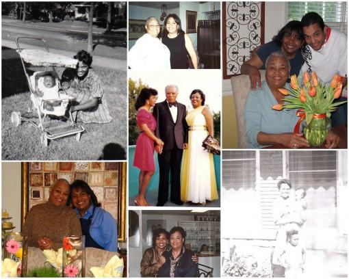 Mom & Alycia Collage II
