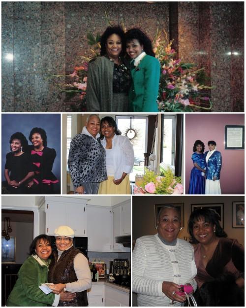 Mom & Alycia Collage IV