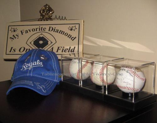 Baseball memorabilia - Tablescapes at Table Twenty-One
