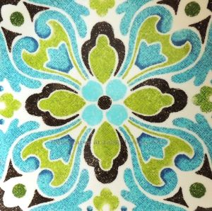 Tablescapes at Table Twenty-One - Butterfly Kaleidoscope: Inspiration piece