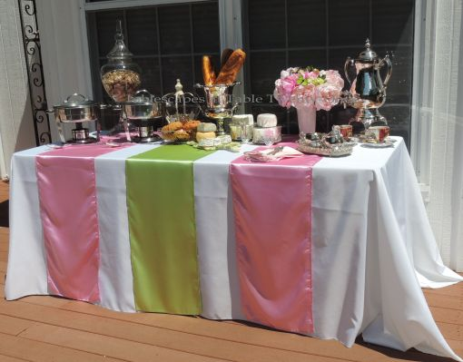 Patisserie de Paris - Tablescapes at Table Twenty-One - Buffet table