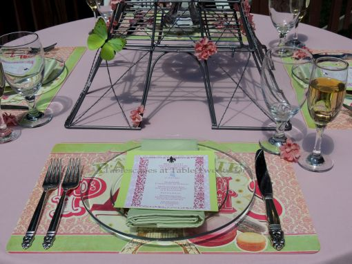 Patisserie de Paris - Tablescapes at Table Twenty-One