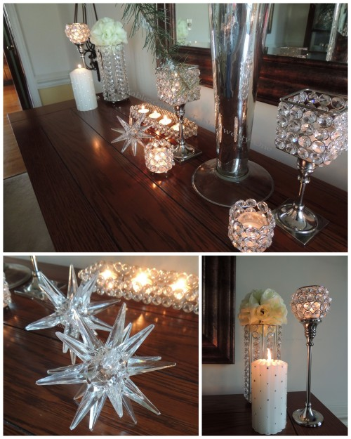 Tablescapes at table twenty one platinum new year s eve wedding
