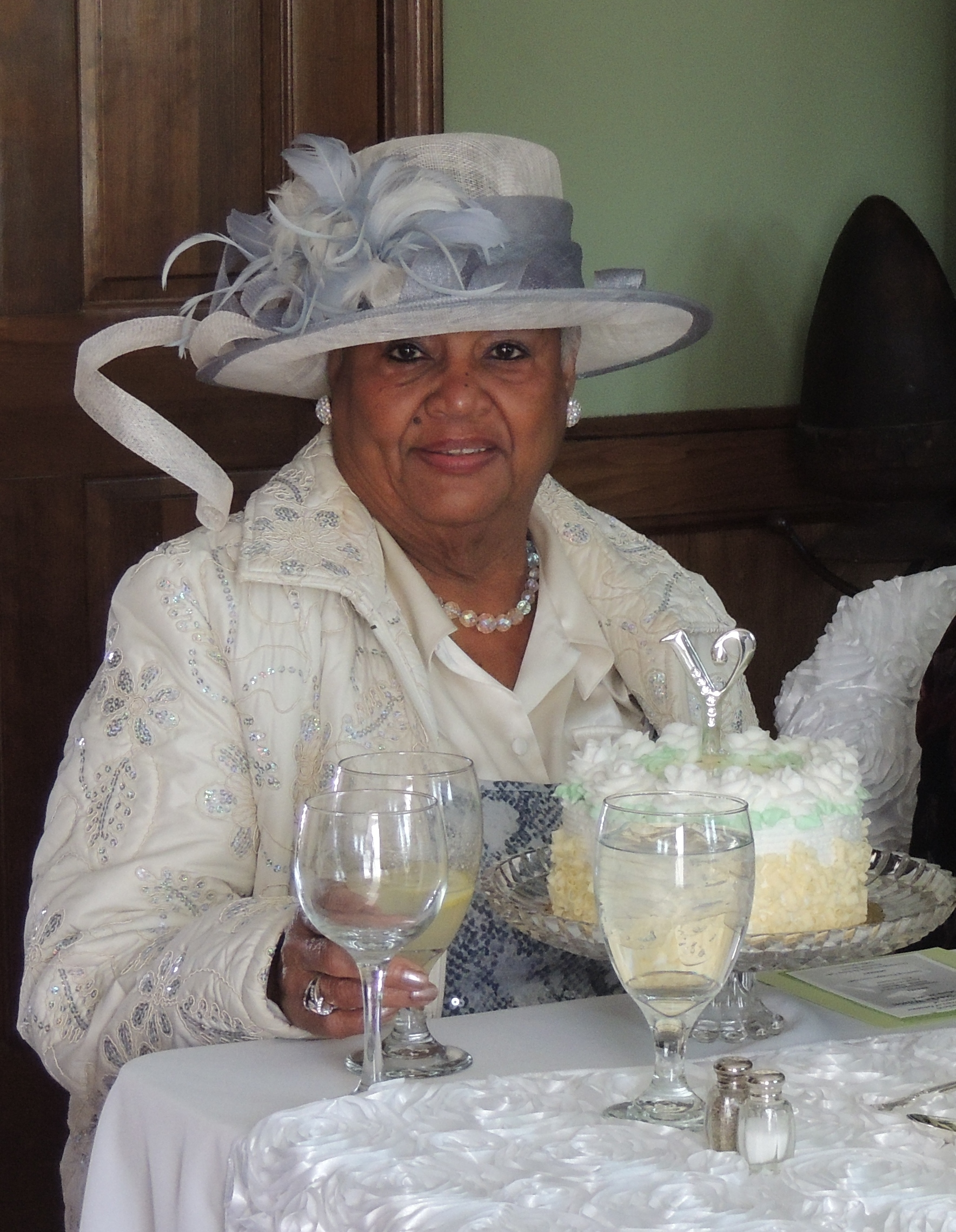 INSPIRATION: My Mom. Ever poised, elegant, and ahead of her time, but much more than that...forever young!