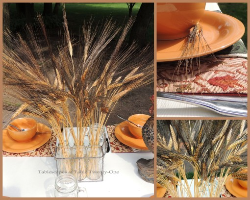 Tablescapes at Table Twenty-One, www.tabletwentyone.wordpress.com, Most Egg-cellent Fall Breakfast: Blackbeard Wheat Collage