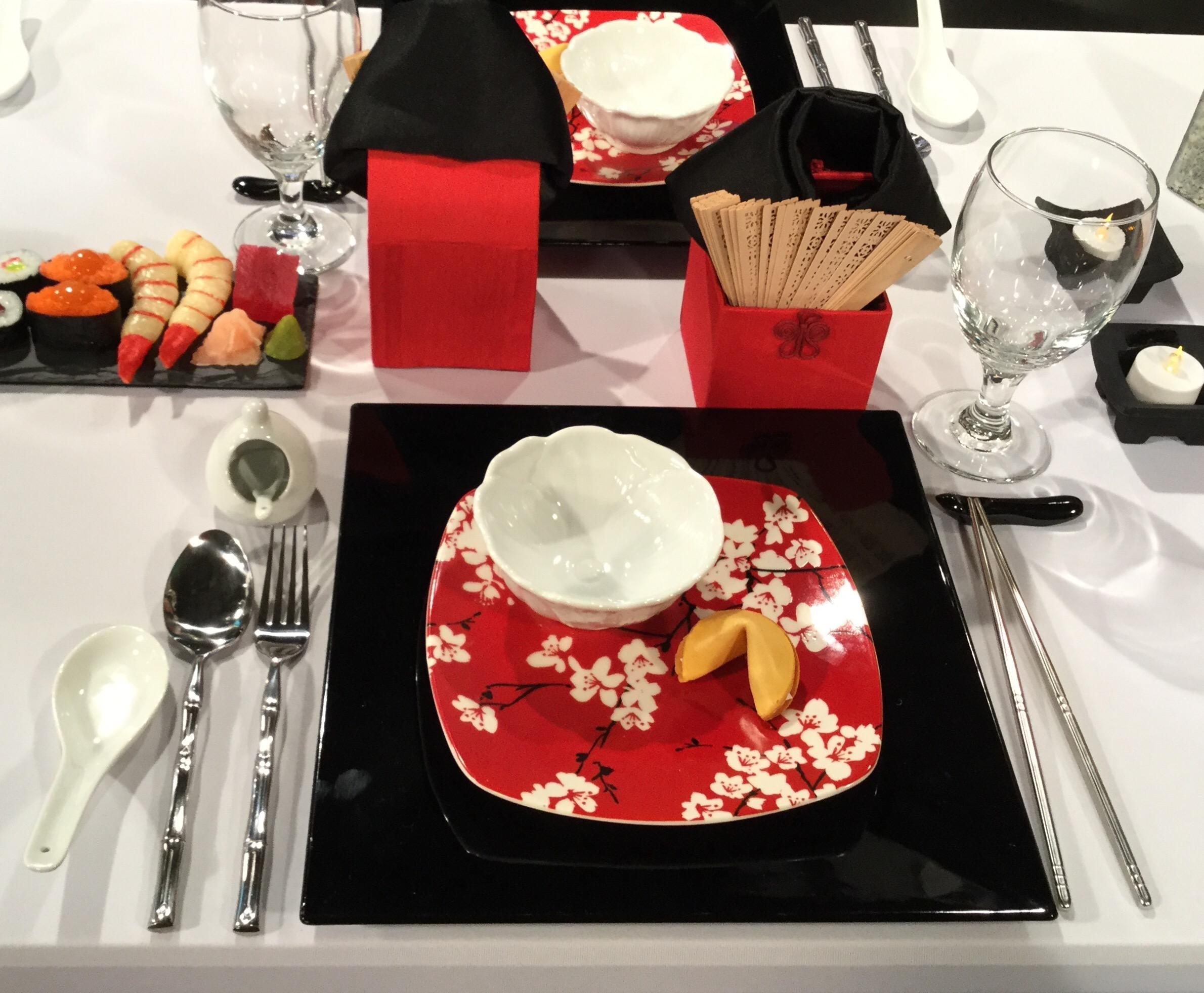 one dinnerware blossom Pier asian