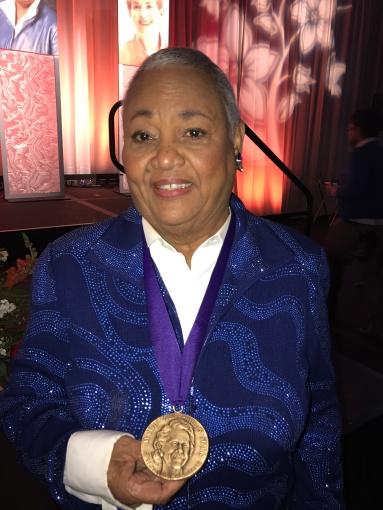 Sen. Yvonne S. Wilson (ret.)