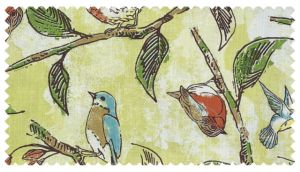 Bird Song by Park Designs dish towel design