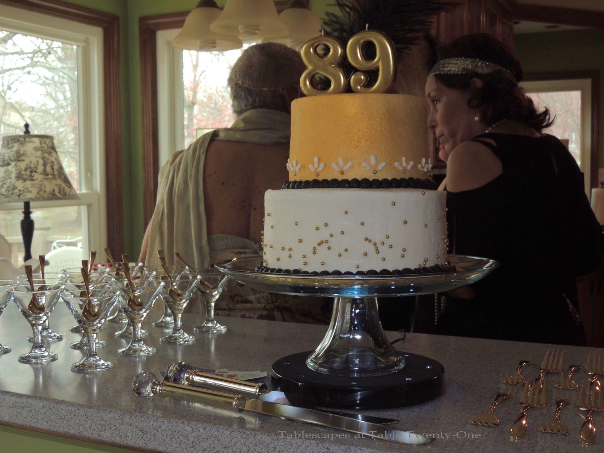 Aint Misbehavin Celebrating Moms 89th Birthday Gatsby Style